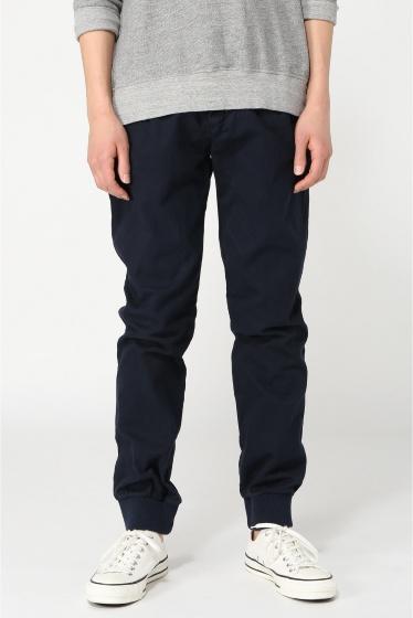 �����֥�������ʥ��ƥå� Twill Trouser W/Ribcuf �ܺٲ���2