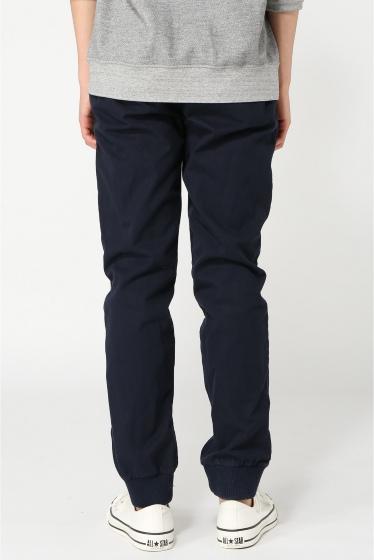 �����֥�������ʥ��ƥå� Twill Trouser W/Ribcuf �ܺٲ���4