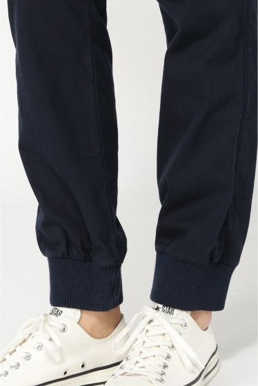 �����֥�������ʥ��ƥå� Twill Trouser W/Ribcuf �ܺٲ���8