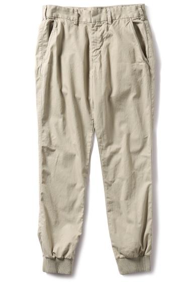 �����֥�������ʥ��ƥå� Twill Trouser W/Ribcuf �١�����