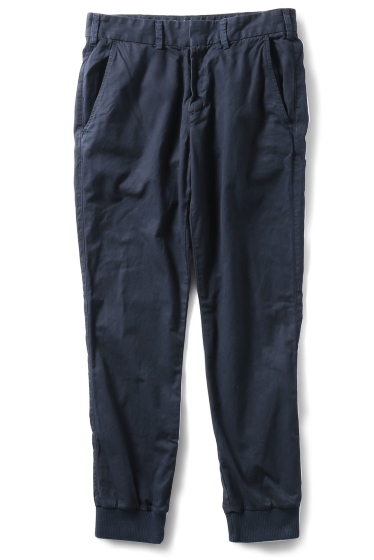 �����֥�������ʥ��ƥå� Twill Trouser W/Ribcuf �ͥ��ӡ�
