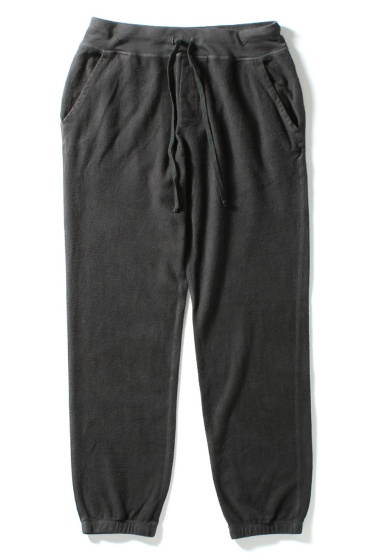 �����֥�������ʥ��ƥå� Supima Fleece Sweatpant �֥�å� A