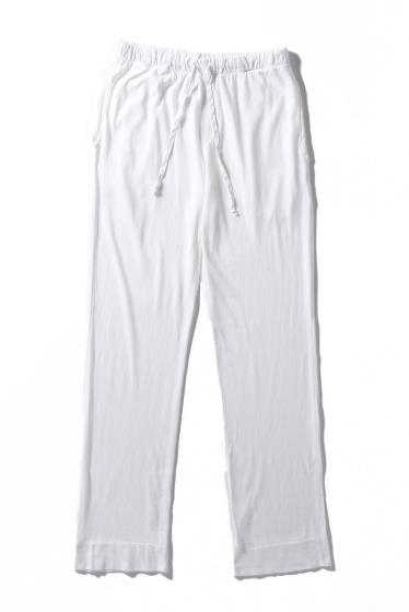 �����֥�������ʥ��ƥå� Heavy Supima Jersey House Pant �ۥ磻��