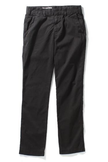�����֥�������ʥ��ƥå� SKU-JS LT.Twill Trouser �֥�å�
