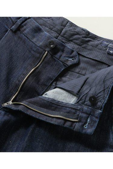 ���㡼�ʥ륹��������� RICCARDO METHA / �ꥫ��ɥ�å�:mens 1tuck wide trouser denim �ܺٲ���10