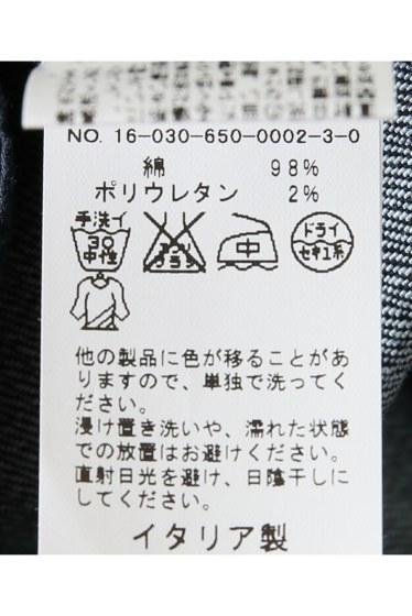 ���㡼�ʥ륹��������� RICCARDO METHA / �ꥫ��ɥ�å�:mens 1tuck wide trouser denim �ܺٲ���12