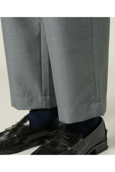 ���㡼�ʥ륹��������� RICCARDO METHA / �ꥫ��ɥ�å�:mens 1tuck wide trouser wool �ܺٲ���11