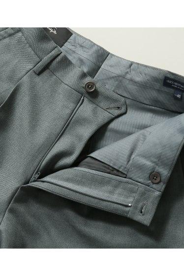 ���㡼�ʥ륹��������� RICCARDO METHA / �ꥫ��ɥ�å�:mens 1tuck wide trouser wool �ܺٲ���12