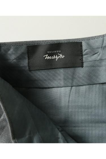 ���㡼�ʥ륹��������� RICCARDO METHA / �ꥫ��ɥ�å�:mens 1tuck wide trouser wool �ܺٲ���13