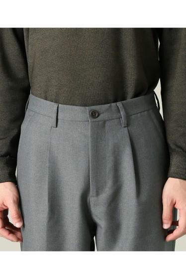 ���㡼�ʥ륹��������� RICCARDO METHA / �ꥫ��ɥ�å�:mens 1tuck wide trouser wool �ܺٲ���7
