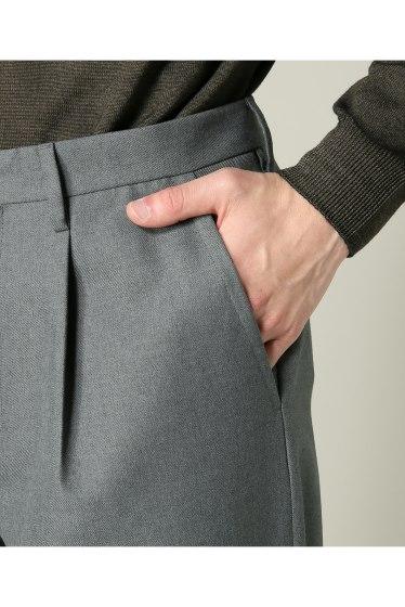 ���㡼�ʥ륹��������� RICCARDO METHA / �ꥫ��ɥ�å�:mens 1tuck wide trouser wool �ܺٲ���9