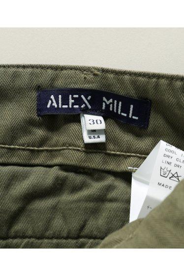 ���㡼�ʥ륹��������� ALEX MILL / ����å����ߥ�  :MILITARY TROUSER �ܺٲ���13
