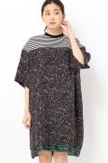 ���ƥ�����å� G.V.G.V LIBERTY PRINT TEE DRESS