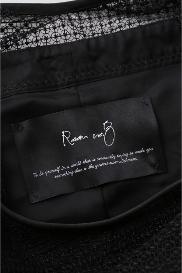 �Ρ��֥� ��Room no.8 BLACK�ۥ�å���졼�����ԡ��� �ܺٲ���12