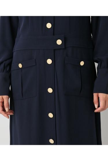 ���㡼�ʥ륹��������� �쥵������ ��HARVEY FAIRCLOTH /�ϡ����������ե������?�� GOLD BUTTON DRESS:���ԡ����� �ܺٲ���10