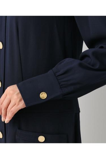 ���㡼�ʥ륹��������� �쥵������ ��HARVEY FAIRCLOTH /�ϡ����������ե������?�� GOLD BUTTON DRESS:���ԡ����� �ܺٲ���8
