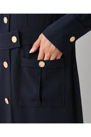 ���㡼�ʥ륹��������� �쥵������ ��HARVEY FAIRCLOTH /�ϡ����������ե������?�� GOLD BUTTON DRESS:���ԡ����� �ܺٲ���9