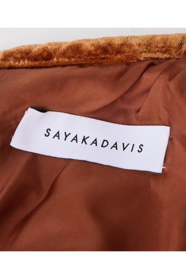 ���㡼�ʥ륹��������� ��SAYAKA DAVIS / ���䥫 �ǥ��������ۥ٥�٥åȥɥ쥹 �ܺٲ���11