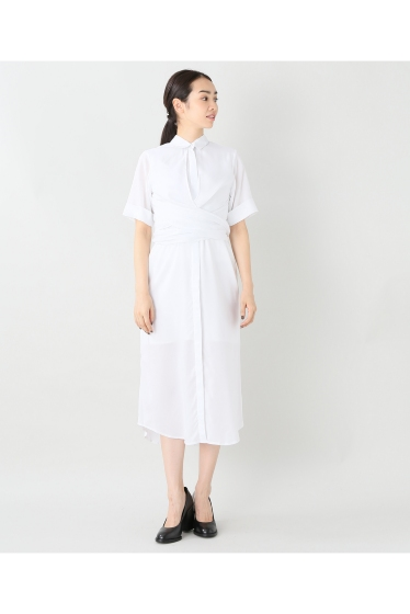 ���㡼�ʥ륹��������� ��OSKAR/���������� Rosy Outlook Shirt Dress:����ĥ��ԡ��� �ܺٲ���1