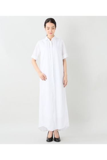 ���㡼�ʥ륹��������� ��OSKAR/���������� Rosy Outlook Shirt Dress:����ĥ��ԡ��� �ܺٲ���5