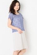 �١��������ȥå� Lacy dress