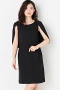 �١��������ȥå� Cloak dress