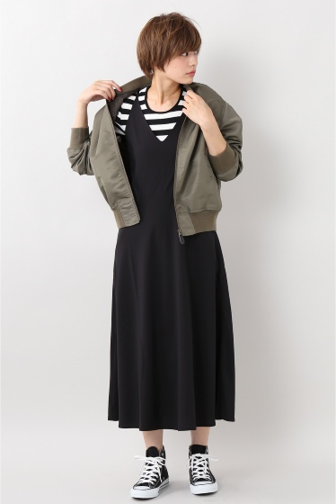 ���?�� ������ BONSUI SATIN SLEEVELESS DRESS �ܺٲ���1