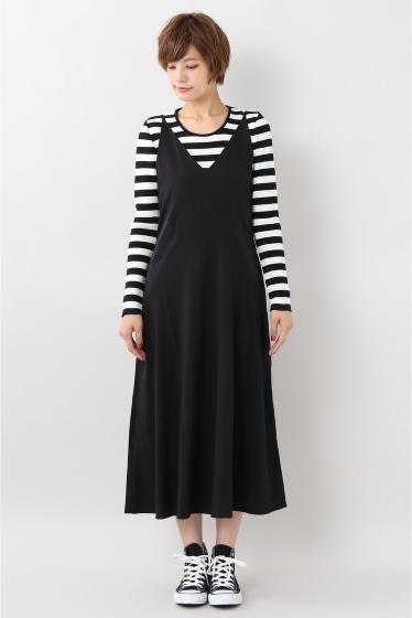 ���?�� ������ BONSUI SATIN SLEEVELESS DRESS �ܺٲ���5