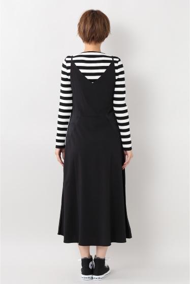 ���?�� ������ BONSUI SATIN SLEEVELESS DRESS �ܺٲ���7