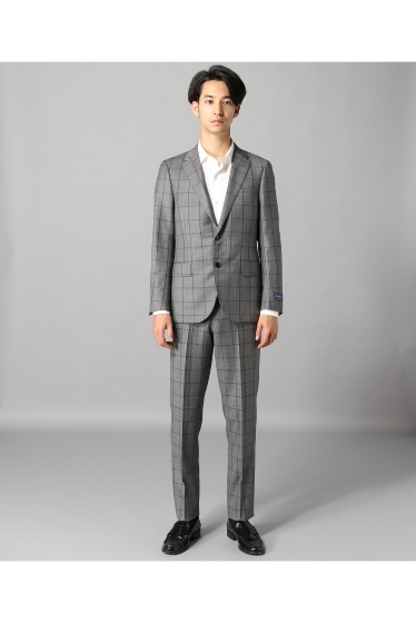 �١��������ȥå� E.ZEGNA Window Pane �ܺٲ���1