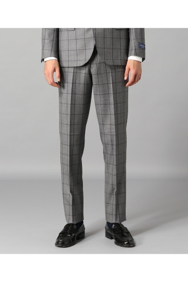 �١��������ȥå� E.ZEGNA Window Pane �ܺٲ���15