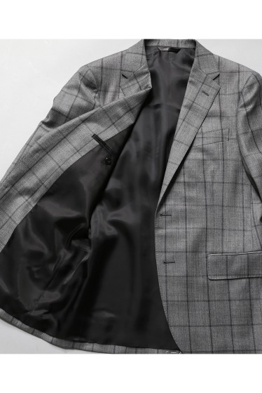 �١��������ȥå� E.ZEGNA Window Pane �ܺٲ���22