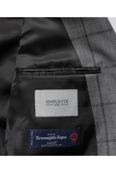 �١��������ȥå� E.ZEGNA Window Pane �ܺٲ���26