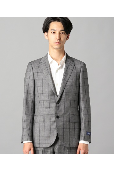 �١��������ȥå� E.ZEGNA Window Pane �ܺٲ���4