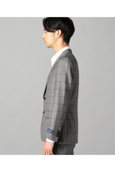 �١��������ȥå� E.ZEGNA Window Pane �ܺٲ���5