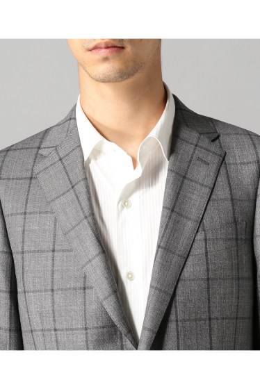 �١��������ȥå� E.ZEGNA Window Pane �ܺٲ���7