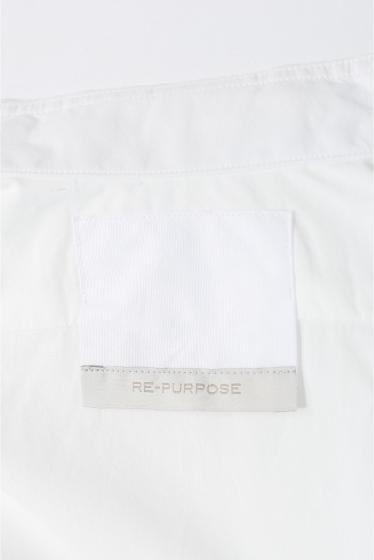 ���ǥ��ե��� ��LECHOPPE��RE-PURPOSE REGULAR COLLAR SHIRT A �ܺٲ���11