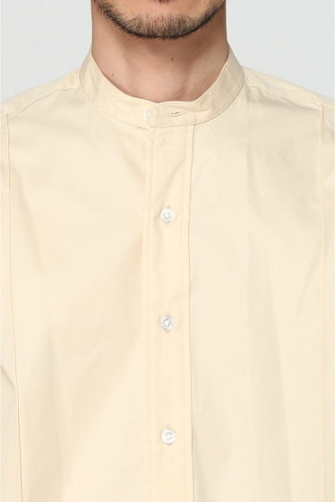 ���ǥ��ե��� ��LECHOPPE��RE-PURPOSE BAND COLLAR SHIRT A �ܺٲ���5