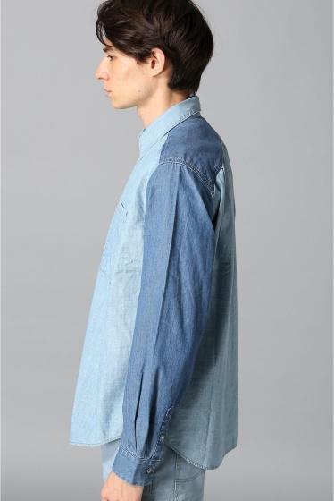 �����ܥ ������ ��WHEIR Bobson��mens zip shirts �ܺٲ���2