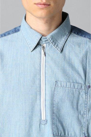 �����ܥ ������ ��WHEIR Bobson��mens zip shirts �ܺٲ���4