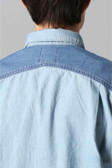 �����ܥ ������ ��WHEIR Bobson��mens zip shirts �ܺٲ���5