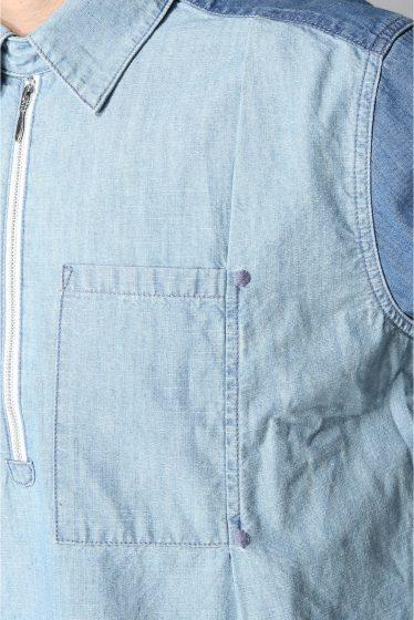 �����ܥ ������ ��WHEIR Bobson��mens zip shirts �ܺٲ���7