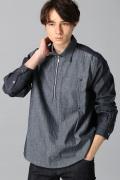 �����ܥ ������ ��WHEIR Bobson��mens zip shirts
