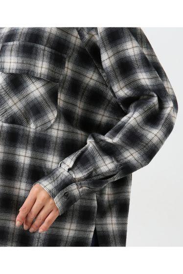 ���ԥå������ѥ� ��PHARAOH�� Plaid Shirts Jacket �ܺٲ���11