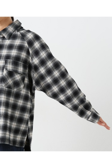 ���ԥå������ѥ� ��PHARAOH�� Plaid Shirts Jacket �ܺٲ���12