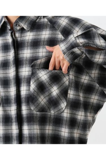 ���ԥå������ѥ� ��PHARAOH�� Plaid Shirts Jacket �ܺٲ���13