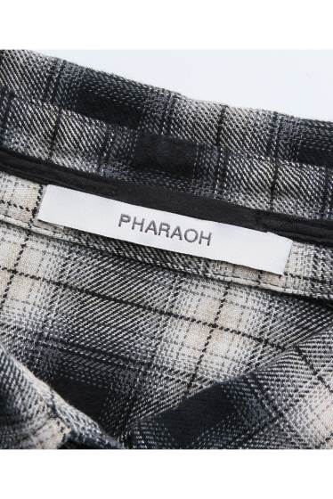 ���ԥå������ѥ� ��PHARAOH�� Plaid Shirts Jacket �ܺٲ���16
