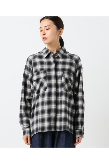 ���ԥå������ѥ� ��PHARAOH�� Plaid Shirts Jacket �ܺٲ���6