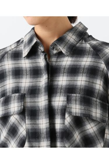 ���ԥå������ѥ� ��PHARAOH�� Plaid Shirts Jacket �ܺٲ���9