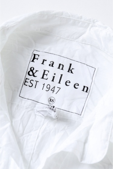 【Frank & Eileen】BARRY LIMITED EDITION WTX:シャツ